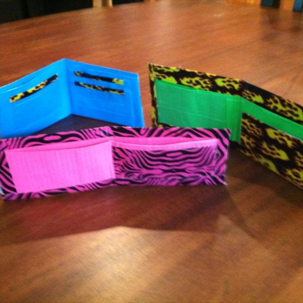 3 Beautiful Duct Tape Wallets