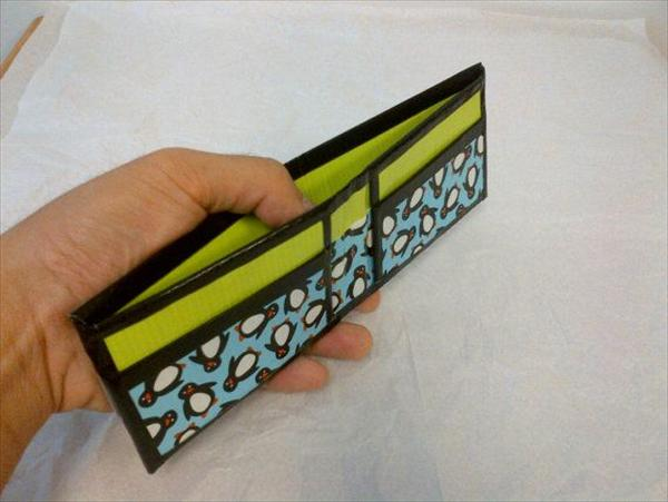 Duct Tape Crafts Wallets Easy