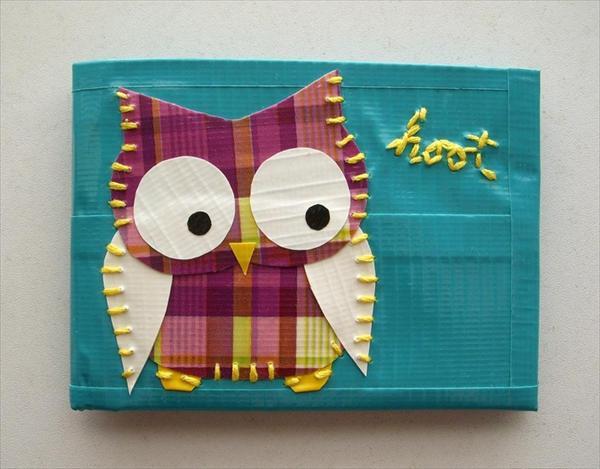 Kids Duct Tape Wallet
