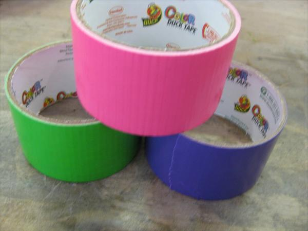 Braided Duct Tape Bracelet Tutorial 101 Crafts