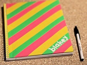 DIY Duct Tape Notebook