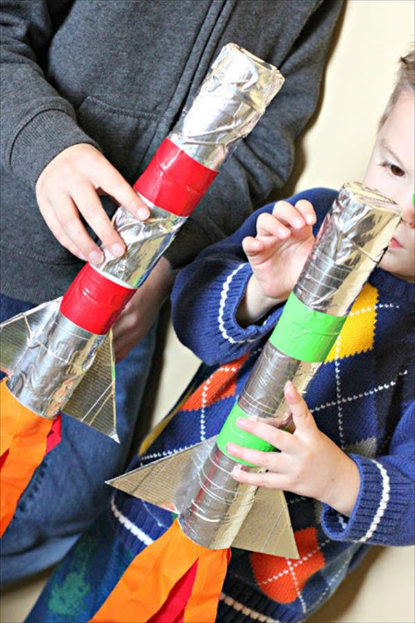 Duct Tape Rockets