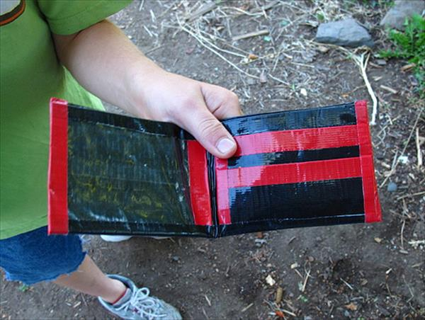 Duct Tape Wallet ideas