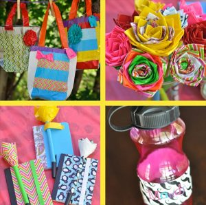 diy duct tape crafts for girls