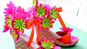 4 Easy DIY Duct Tape Shoes Ideas