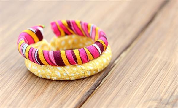 handcrafted bangle bracelet