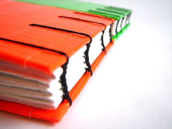 diy duct tape books
