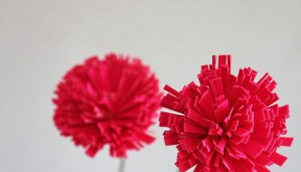 How to Make Duct Tape Dandelions: DIY