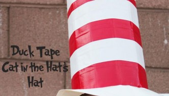 Craft a Colorful Hat with Duct Tape