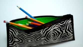 diy duct tape pencil case