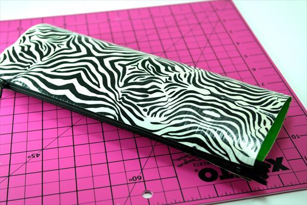 duc tape pencil case