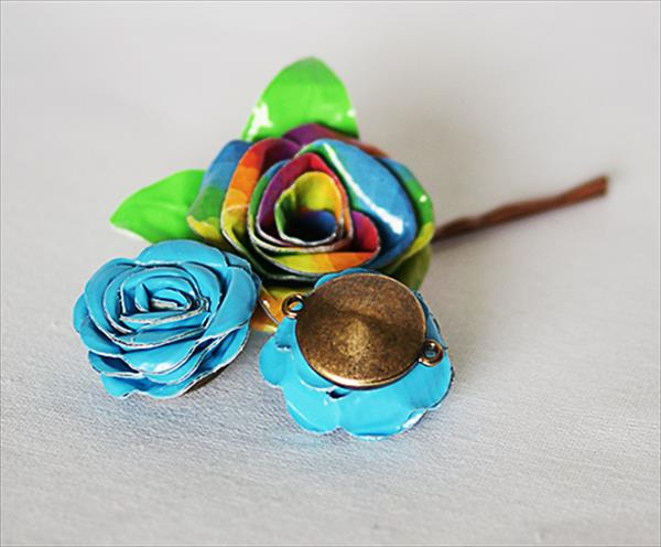 duct tape prom jewelry