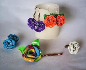 diy duct tape jewelry