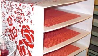 diy duct tape paper box