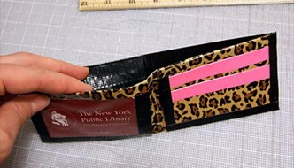 DIY Creative Duct Tape Wallet Tutorial