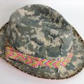 diy handmade duct tape hat