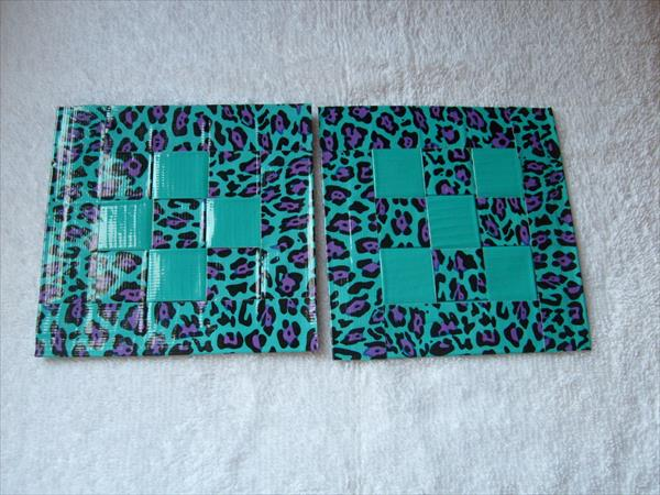 craft ideas with duct tape diy duct coasters 101 duct crafts 6324