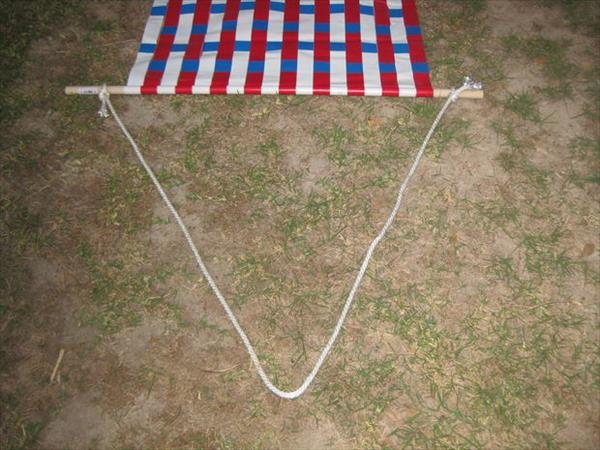 addition of hanging rope support